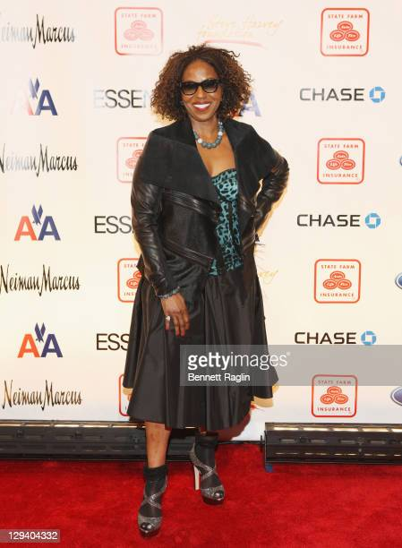 Pauletta Pearson Washington attends the 2nd annual Steve Harvey Foundation gala at Cipriani Wall Street on April 4, 2011 in New York City.