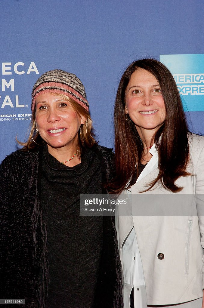 Paulette Cole and Amy Chender attends Tribeca Talks: After the Movie 'How to Make Money Selling Drugs' during the 2013 Tribeca Film Festival at SVA Theater on April 25, 2013 in New York City.