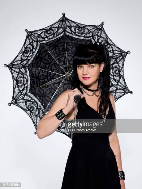 Pauley Perrette of the CBS series NCIS scheduled to air on the CBS Television Network