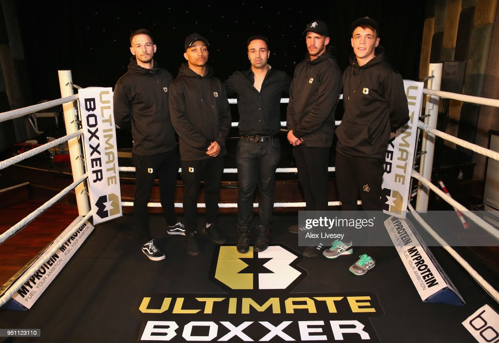 Ultimate Boxxer Press Conference