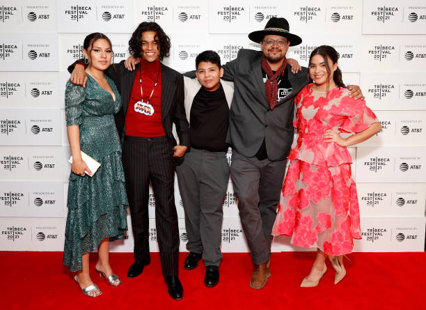 """NY: """"Reservation Dogs"""" Premiere - 2021 Tribeca Festival"""