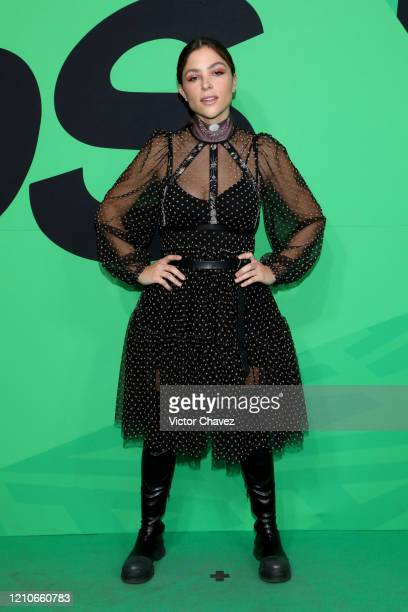 Paulina Davila attends the 2020 Spotify Awards at the Auditorio Nacional on March 05 2020 in Mexico City Mexico