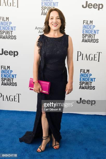 Paulina Garcia attends the 2017 Film Independent Spirit Awards on February 25 2017 in Santa Monica California