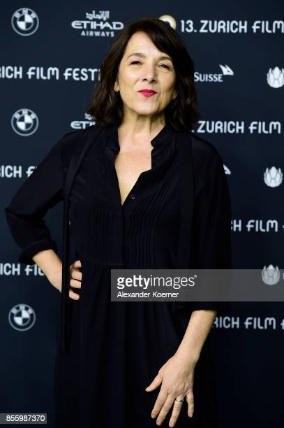 Paulina Garcia attends the 'La Novia del Desierto' photocall during the 13th Zurich Film Festival on September 30 2017 in Zurich Switzerland The...