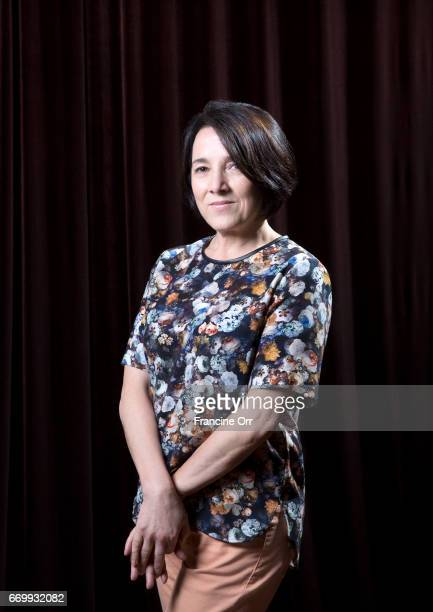 Paulina Garcia is photographed for Los Angeles Times on November 11 2013 in Hollywood California CREDIT MUST READ Francine Orr/Los Angeles...