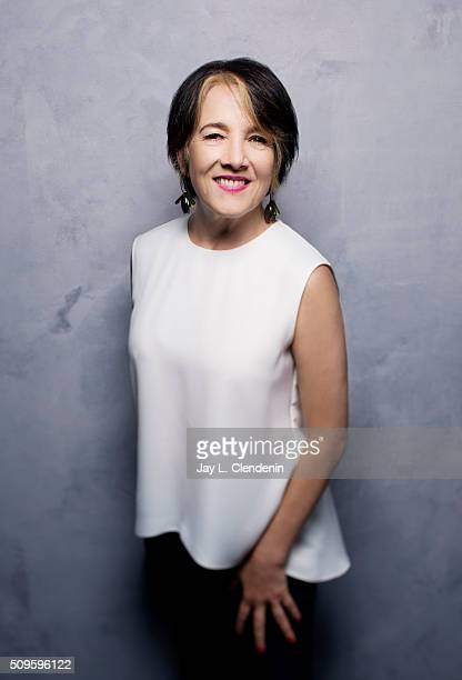 Paulina Garcia of 'Little Men' poses for a portrait at the 2016 Sundance Film Festival on January 25 2016 in Park City Utah CREDIT MUST READ Jay L...