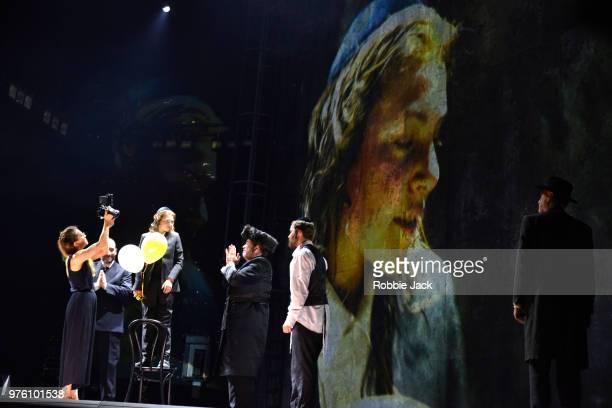 Paulina Jurzec as Live camera Netanel Hershtik as David Edward Hyde as Young YoelRobert Burt as Menashe Collin Shay as Yoel and Steven Page as...