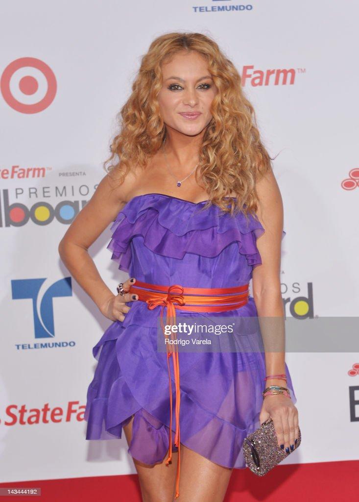 Fotos e imágenes de Billboard Latin Music Awards 2012 - Arrivals ...