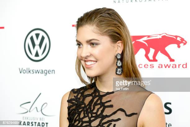 Paulina Swarovski attends the New Faces Award Style 2017 at The Grand on November 15 2017 in Berlin Germany