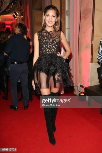 Paulina Swarovski during the New Faces Award Style 2017 at The Grand hotel on November 15 2017 in Berlin Germany