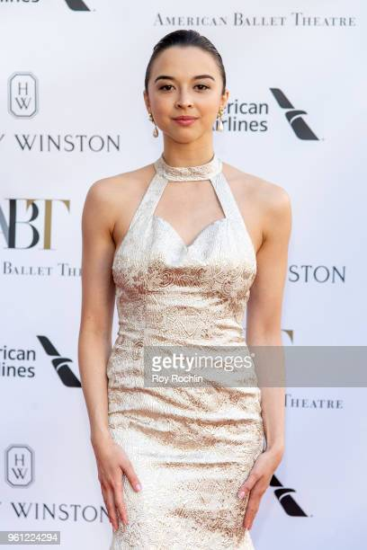 Paulina Waski attends the 2018 American Ballet Theatre Spring Gala at The Metropolitan Opera House on May 21 2018 in New York City