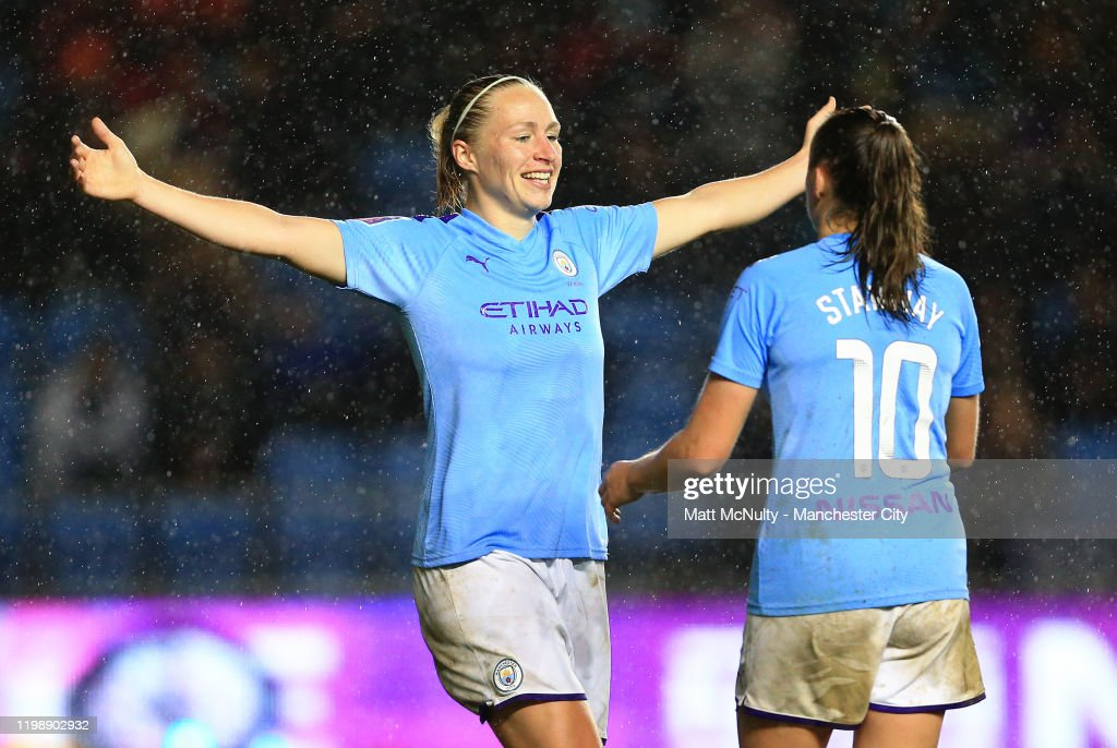 Manchester City v Everton - Barclays FA Women's Super League : News Photo