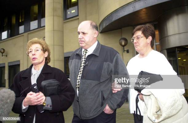 Pauline Briggs, mother of Susan Briggs , Raymond Ovington and his wife parents of Angela Ovington, who were killed by a drunk curb-crawler leave...