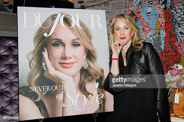 Pauline Brown attends Jason Binn and DuJour Magazine's surprise birthday party for Pauline Brown Chairman of LVMH for North America at TAO Lounge...