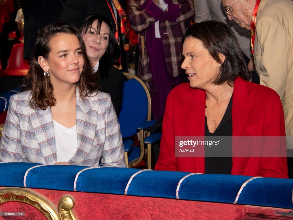 44th International Circus Festival In Monte-Carlo : News Photo