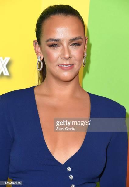 Pauline Ducruet arrives at the amfAR Gala Los Angeles at Milk Studios on October 10 2019 in Los Angeles California
