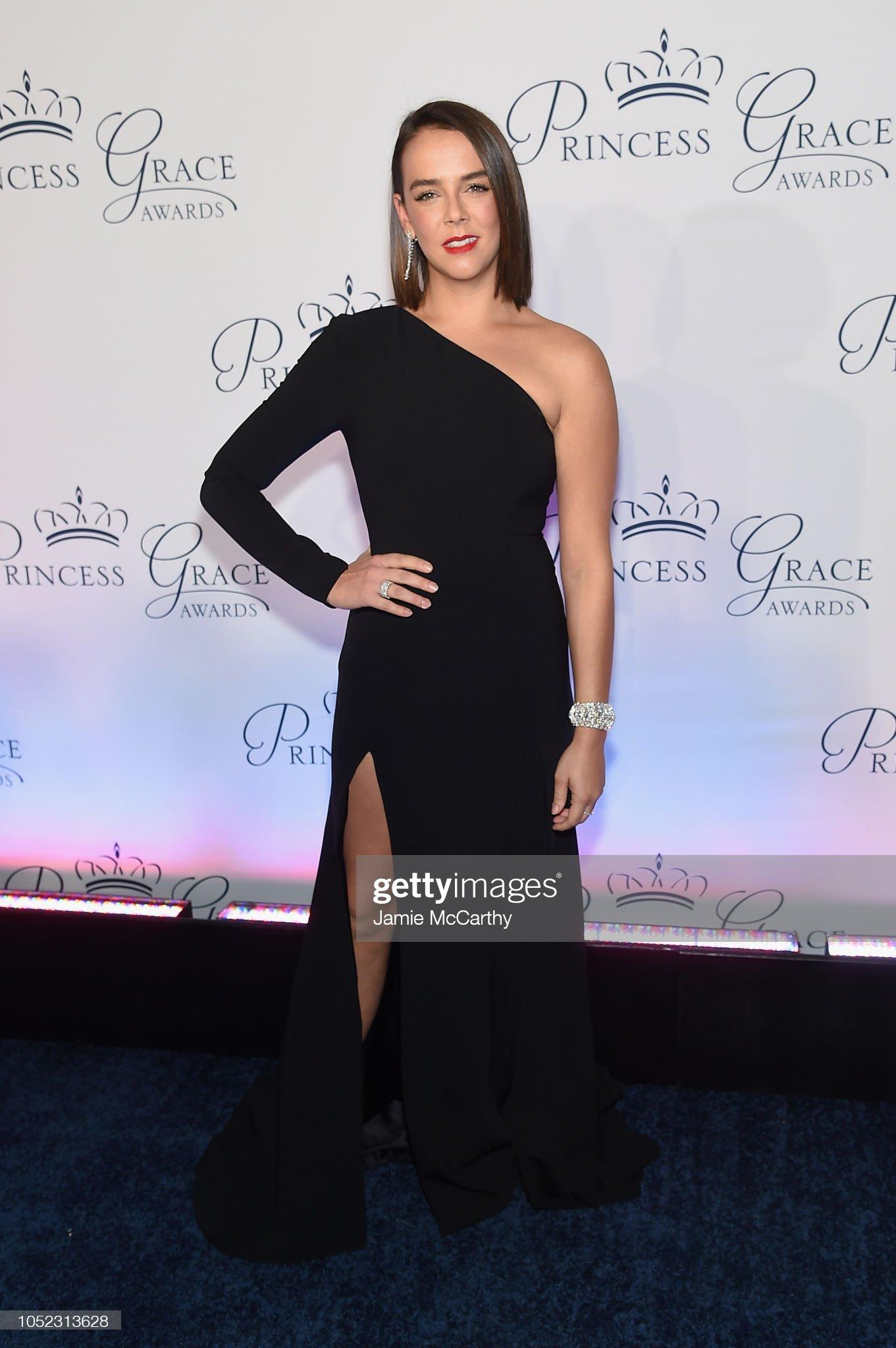 2018 Princess Grace Awards Gala - Arrivals : News Photo