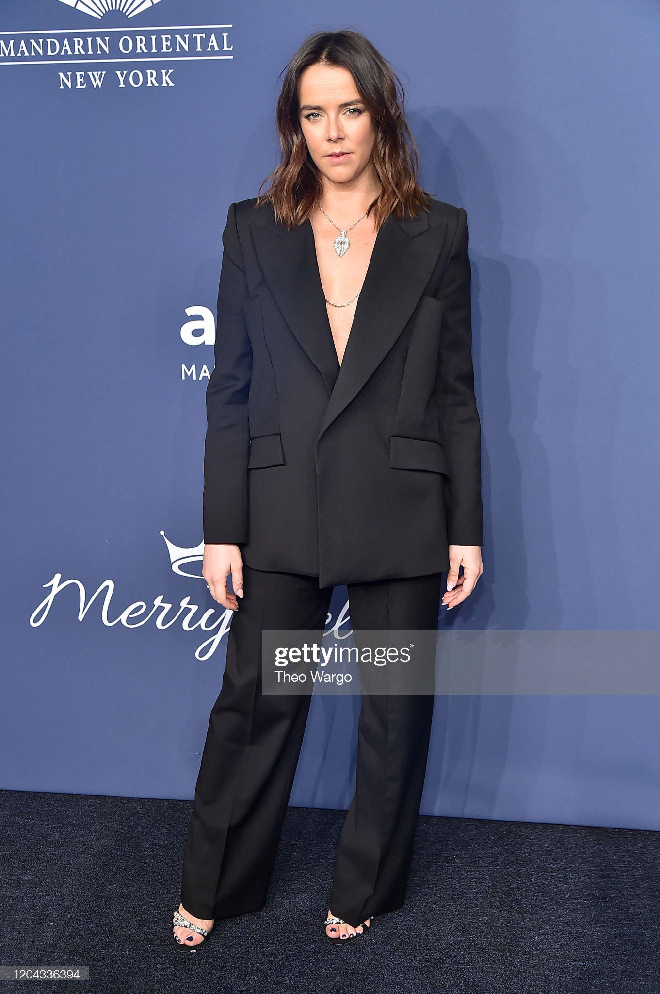 2020 amfAR New York Gala - Arrivals : News Photo