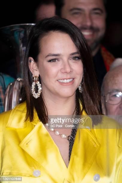 Pauline Ducruet attends the 44th International Circus Festival on January 21, 2020 in Monaco, Monaco.