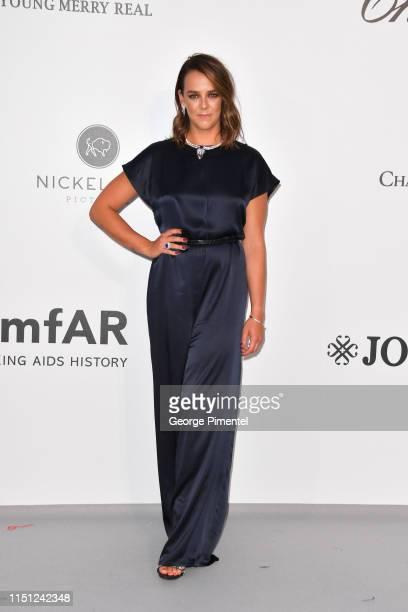Pauline Ducruet attends the amfAR Cannes Gala 2019 at Hotel du Cap-Eden-Roc on May 23, 2019 in Cap d'Antibes, France.