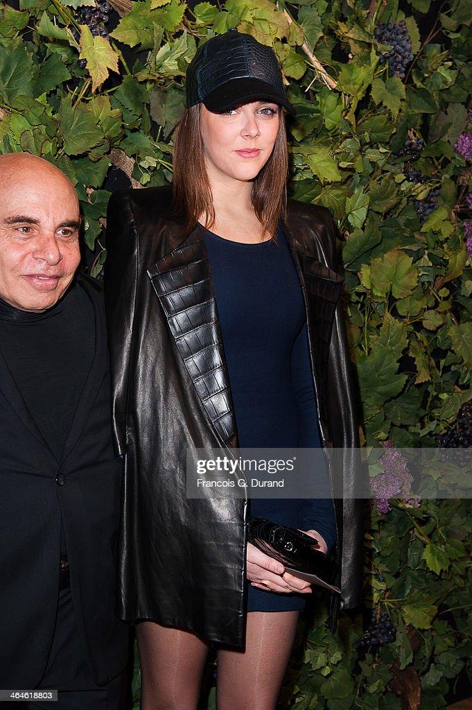 Didit : Front Row - Paris Fashion Week - Haute Couture S/S 2014