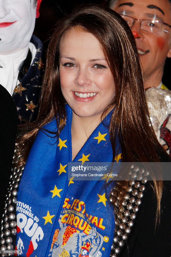 Pauline Ducruet attends the opening ceremony of the Monte-Carlo 35th International Circus Festival 2011, in Monaco.