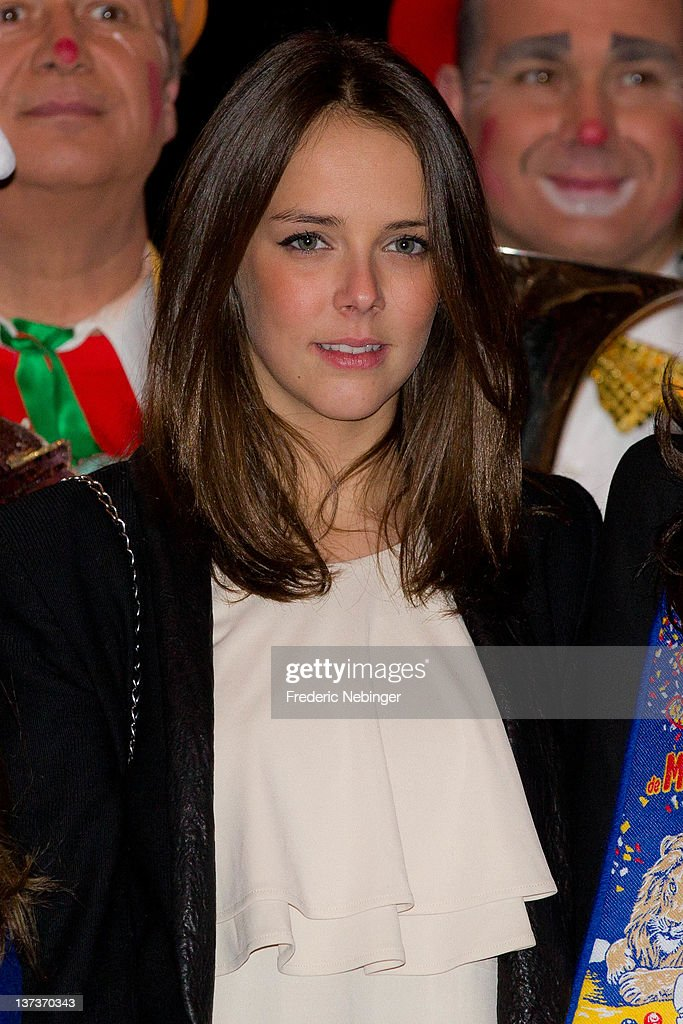 Pauline Ducruet attends the opening of Monte-Carlo 36th International Circus Festival on January 19, 2012 in Monte-Carlo, Monaco.