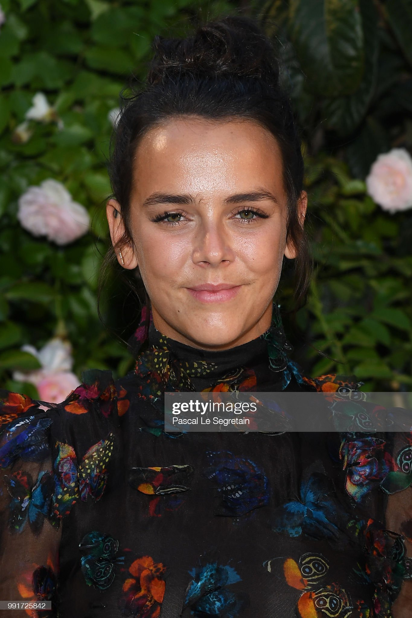 Valentino : Front Row - Paris Fashion Week - Haute Couture Fall Winter 2018/2019 : News Photo