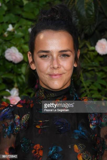 Pauline Ducruet attends the Valentino Haute Couture Fall Winter 2018/2019 show as part of Paris Fashion Week on July 4 2018 in Paris France