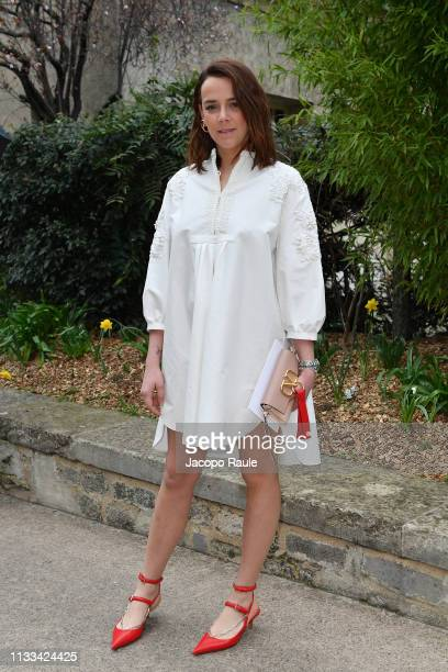 Pauline Ducruet attends the Valentino show as part of the Paris Fashion Week Womenswear Fall/Winter 2019/2020 on March 03 2019 in Paris France