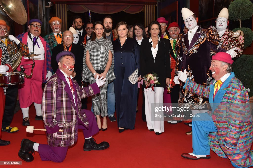 44th International Circus Festival In Monte-Carlo : News Photo