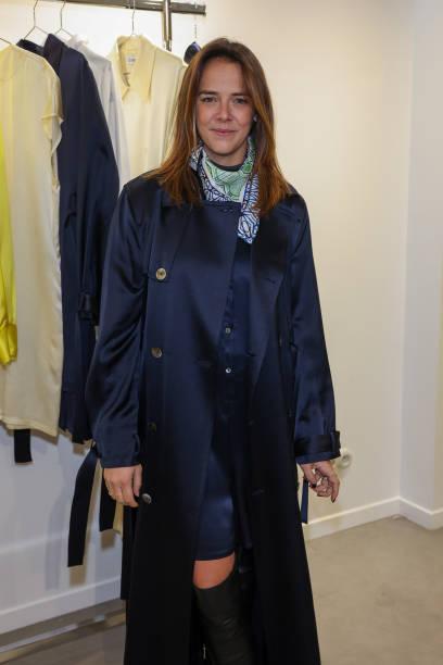 """FRA: Pauline Ducruet Opens Her """"Alter"""" Pop Up Store In Paris"""