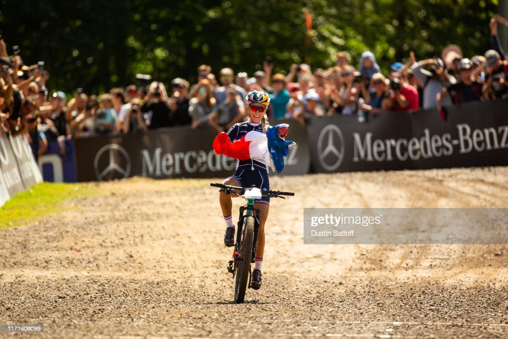 UCI Mountain Bike World Championships : Photo d'actualité
