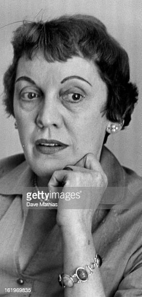 JUN 15 1959 Pauline Frederick Victory is war language
