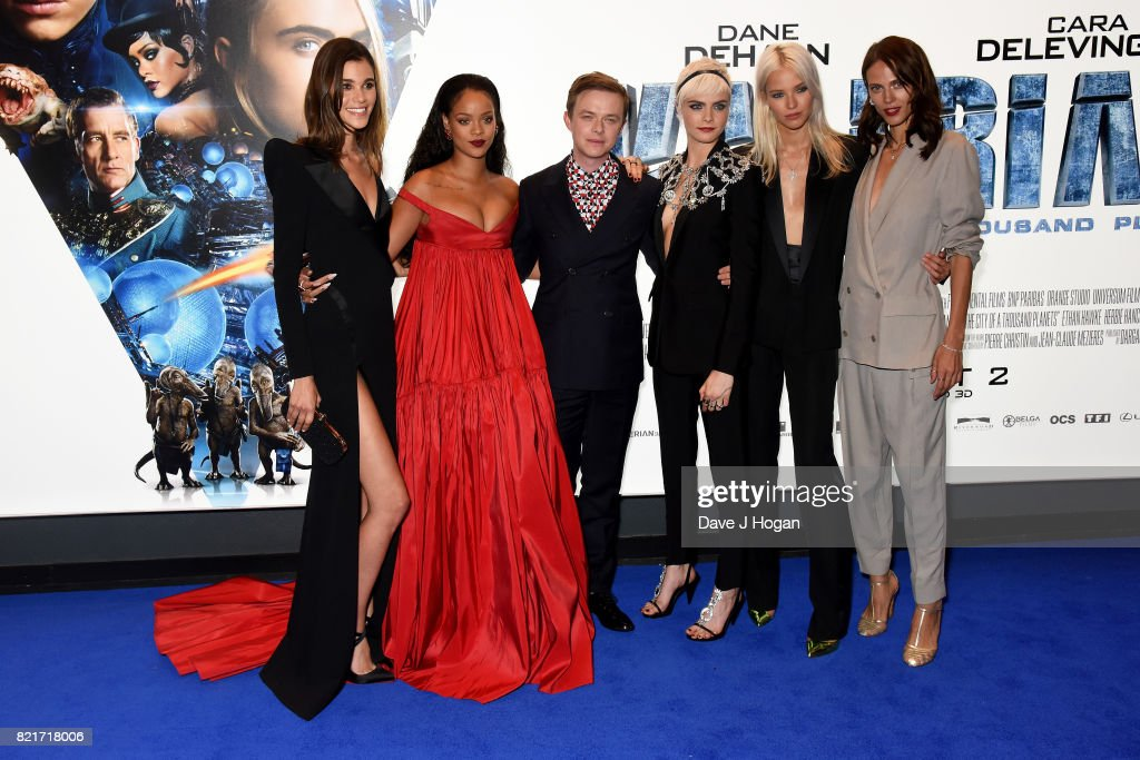 """Valerian And The City Of A Thousand Planets"" - European Premiere - VIP Arrivals : News Photo"