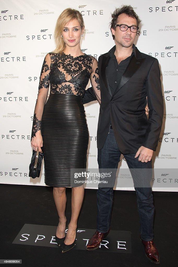 """""""Spectre"""" Paris Premiere At Le Grand Rex : News Photo"""