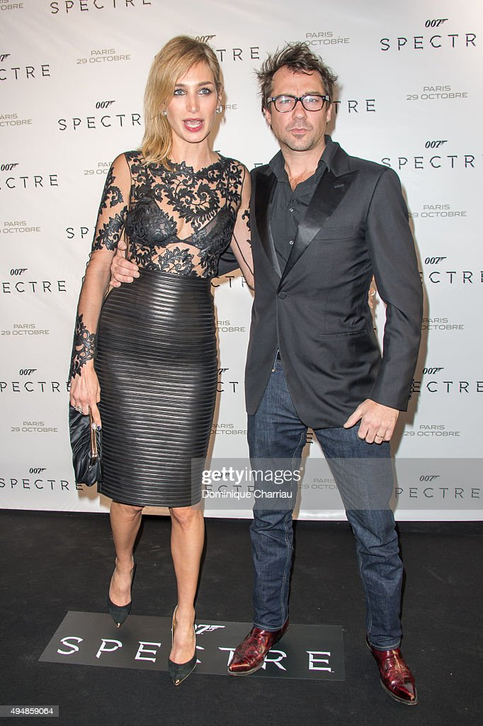 """Spectre"" Paris Premiere At Le Grand Rex : News Photo"