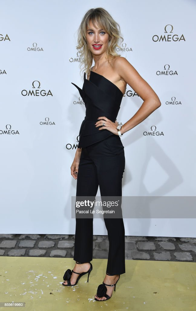 """Her Time"" Omega Photocall - Paris Fashion Week Womenswear Spring/Summer 2018"