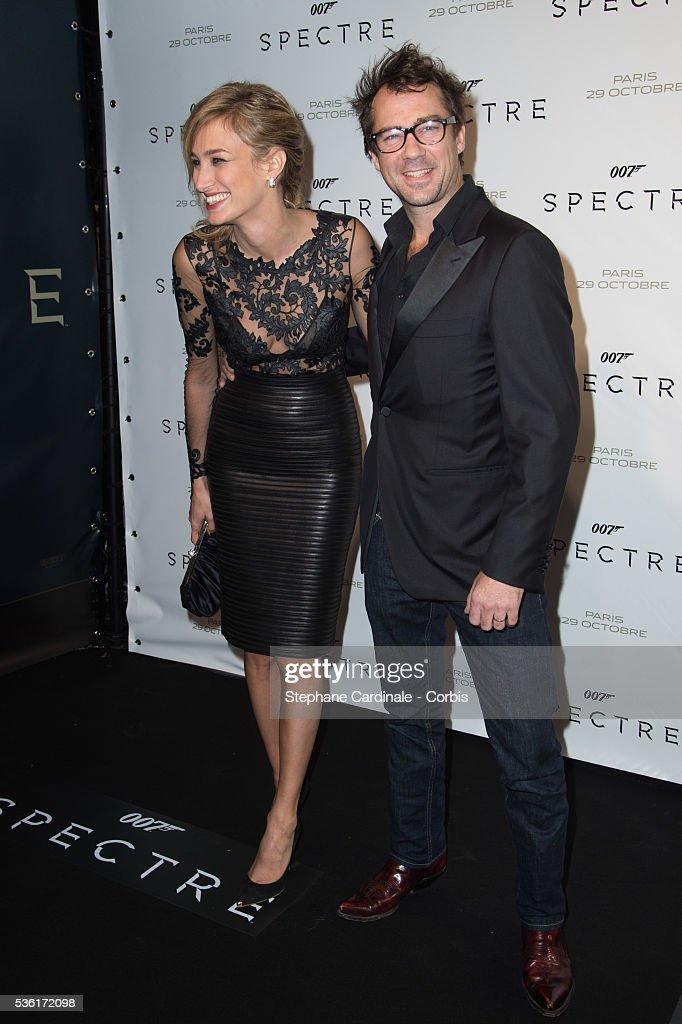 """France - """"Spectre"""" Premiere in Paris : News Photo"""