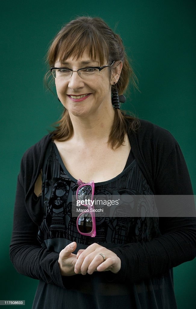 Pauline McLynn poses during a portrait session held at