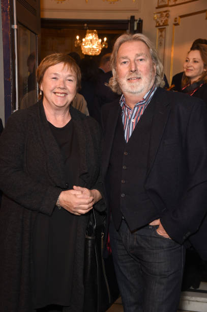 PAULINE QUIRKE WITH HER HUSBAND STEVE SHEEN AND DAUGHER ...