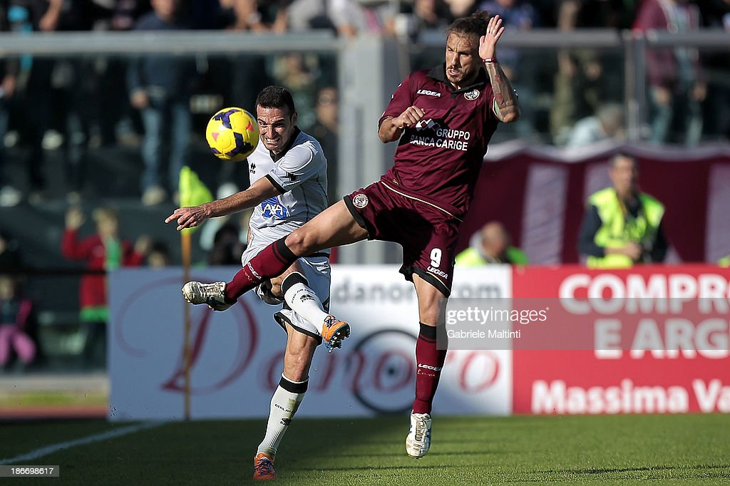 AS Livorno Calcio v Atalanta B...