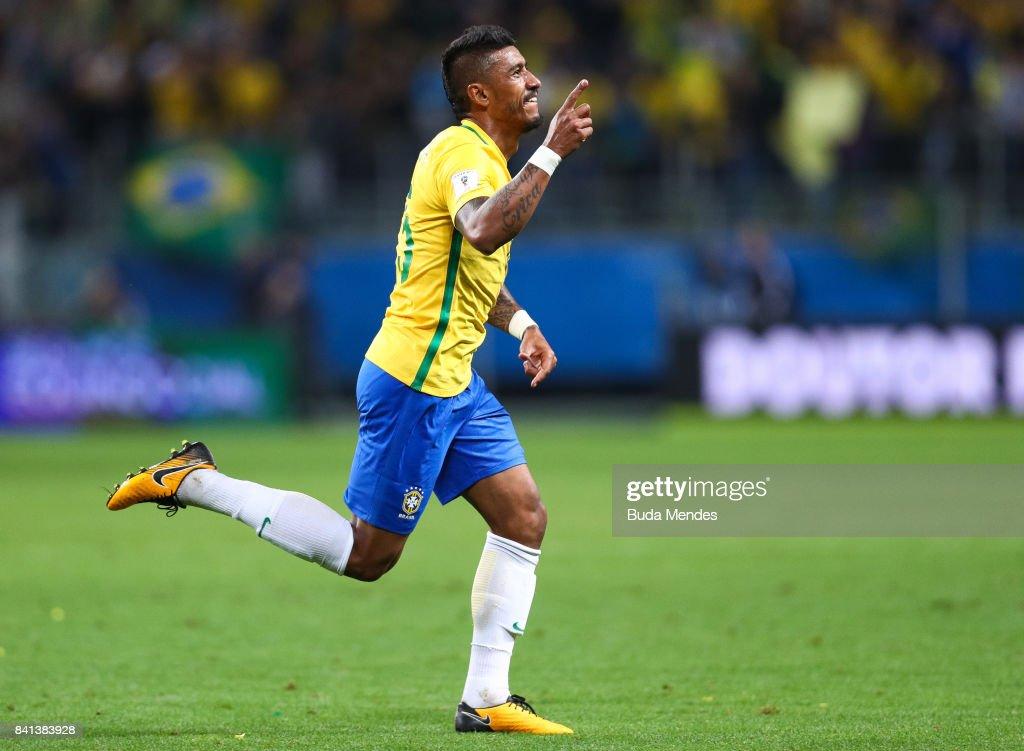 Brazil v Ecuador - 2018 FIFA World Cup Russia Qualifier : ニュース写真