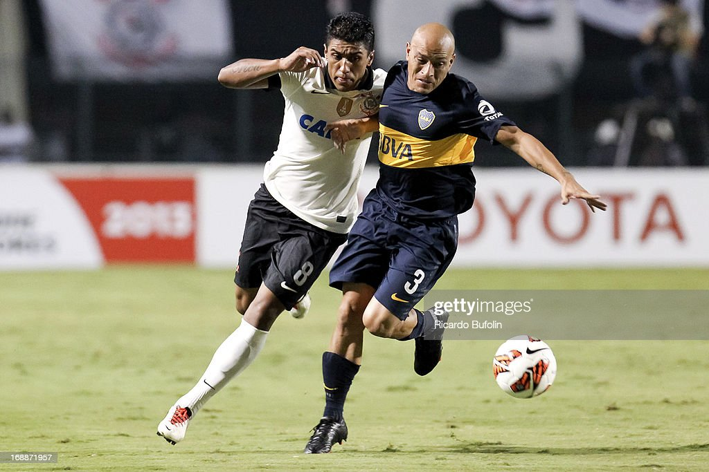 Corinthians v Boca Juniors - Copa Bridgestone Libertadores 2013