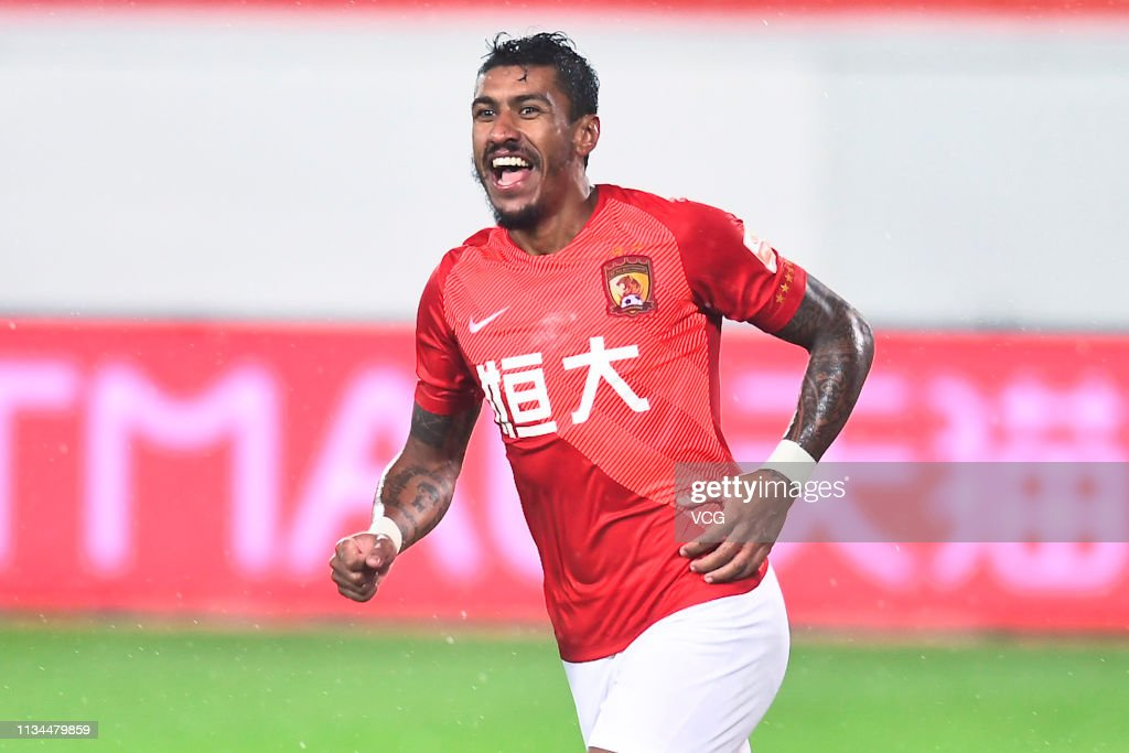 522ce225c Guangzhou Evergrande v Tianjin Teda - 2019 Chinese Super League   News Photo