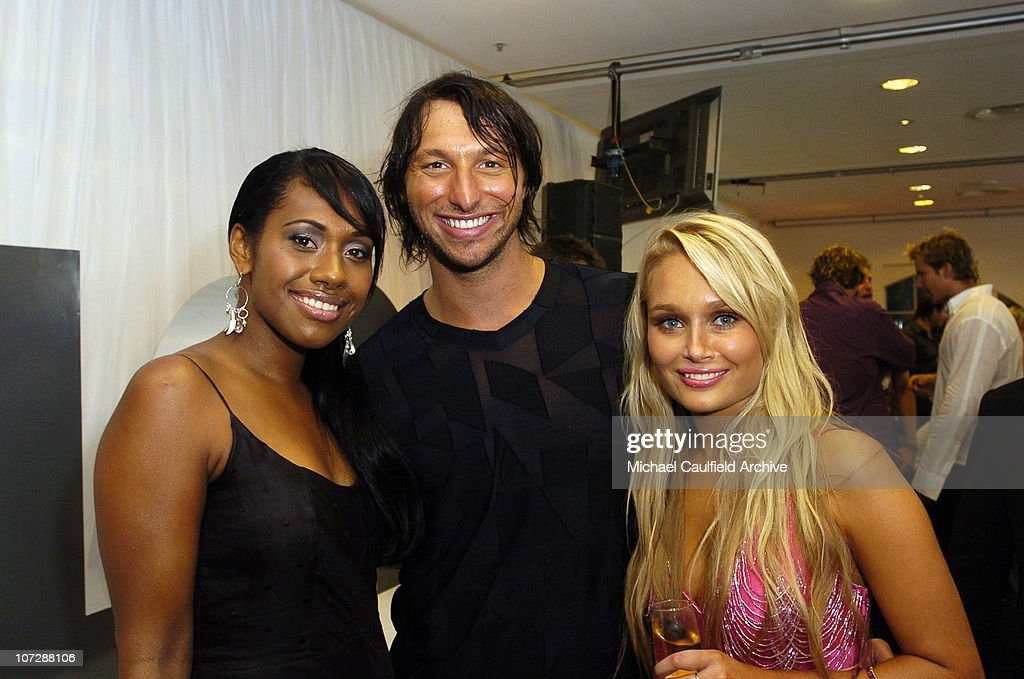 2005 MTV Australia Video Music Awards - Green Room