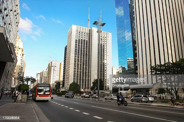 Paulista Avenue - São Paulo