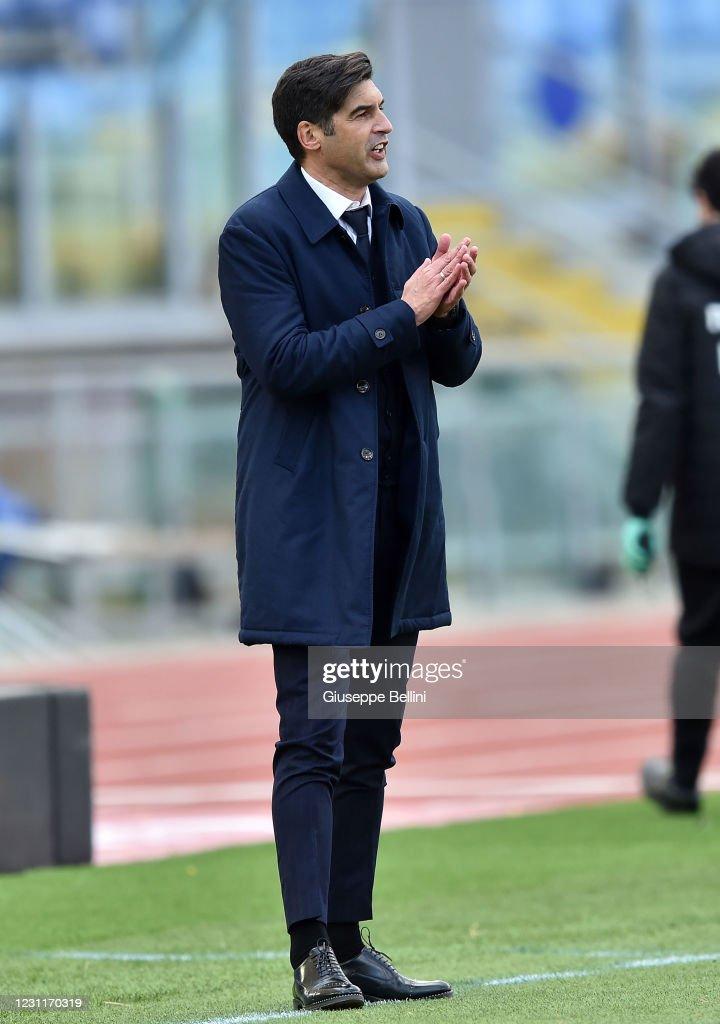 AS Roma  v Udinese Calcio - Serie A : News Photo