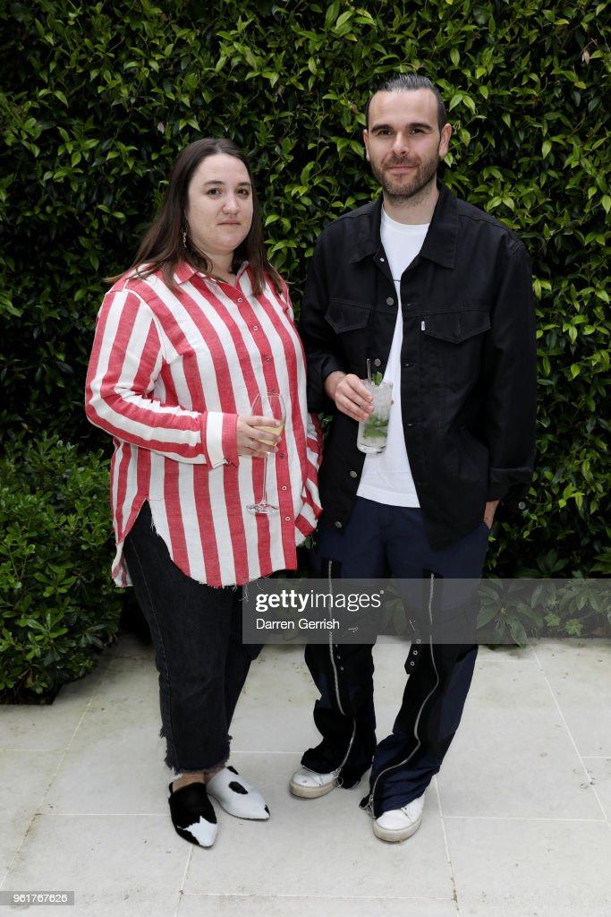 2018 Fashion Trust Grant Recipients Announcement : News Photo