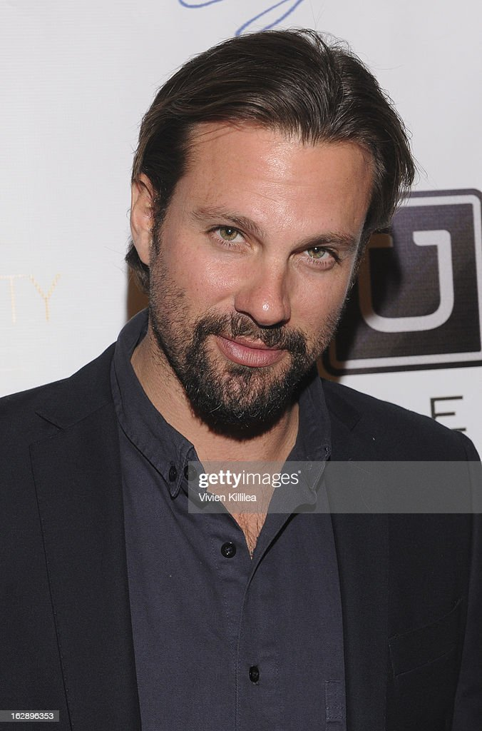 Paulo Benedeti attends 'On The Thirty' Grand Opening at On The Thirty on February 28, 2013 in Sherman Oaks, California.
